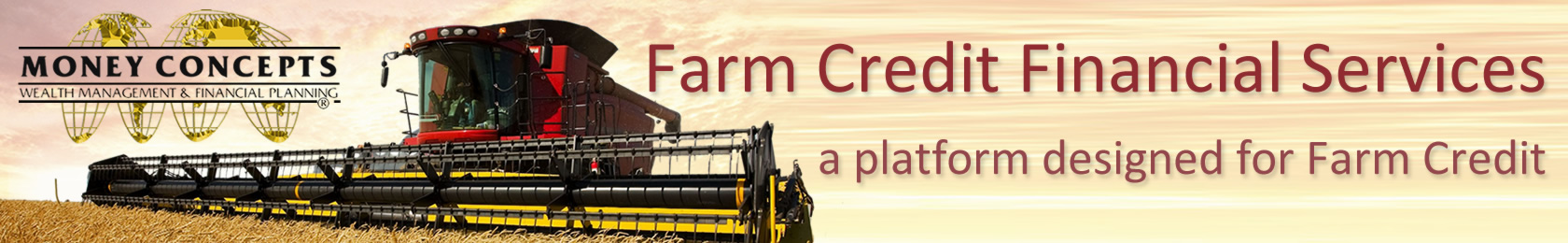 Financial Service Programs for Farm Credit