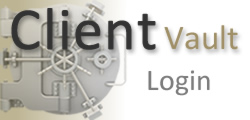 Financial Client Vault Login