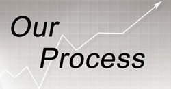 Financial Advisor Process Icon